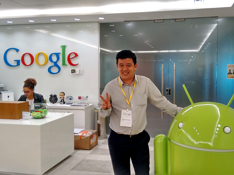 Takeda no Google São Paulo