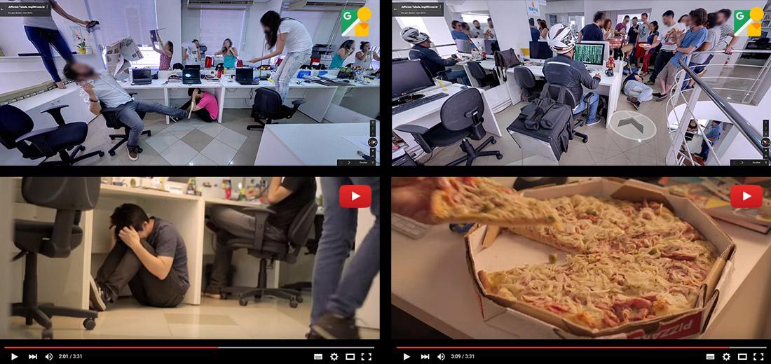 8 anos de Atua no Youtube e no Street View