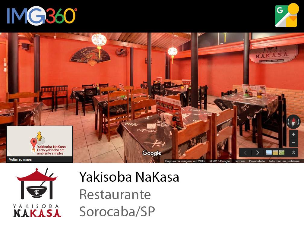 Portfólio Yakisoba NaKasa Sorocaba