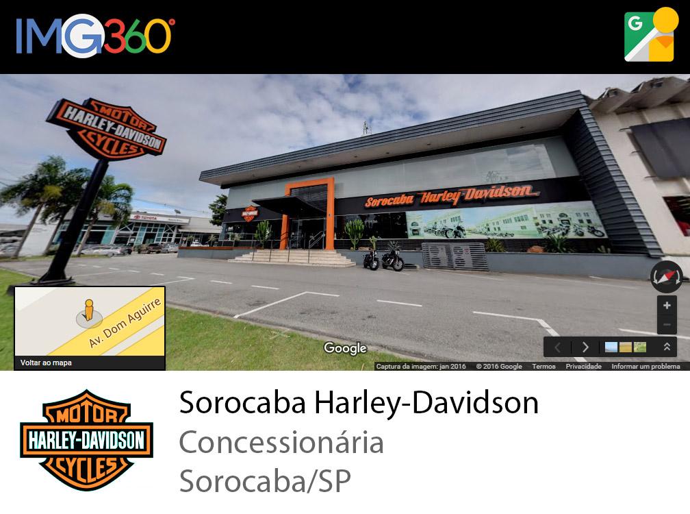 Portfolio Sorocaba Harley Davidson