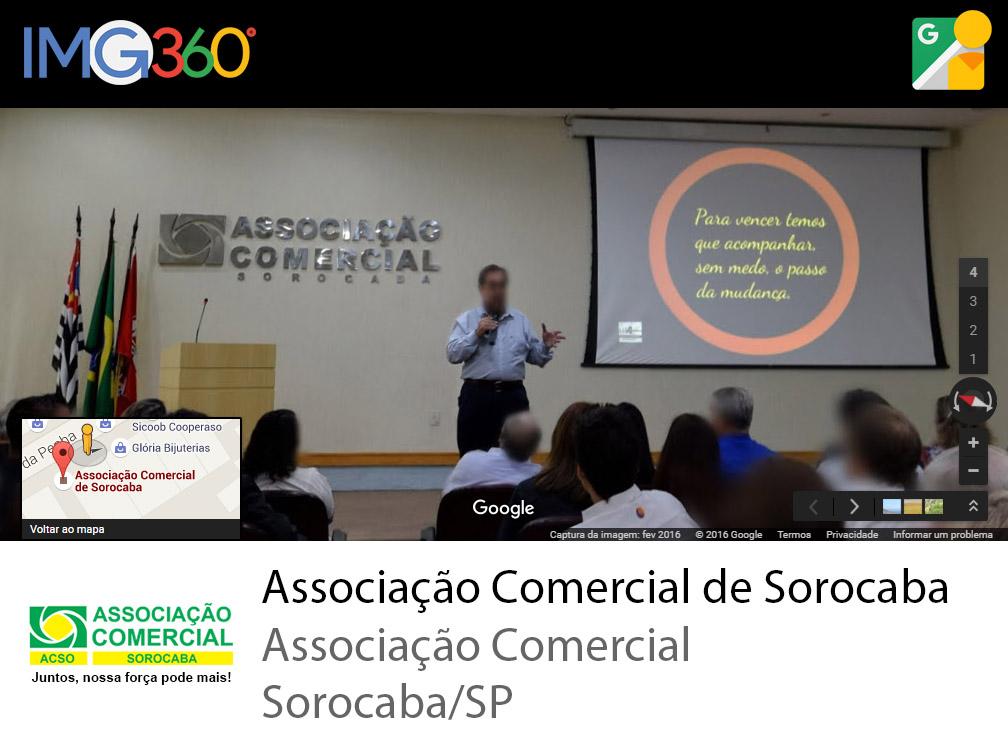 Portfolio ACSO Associação Comercial de Sorocaba