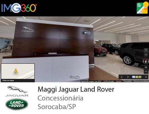 Maggi Jaguar Land Rover Sorocaba