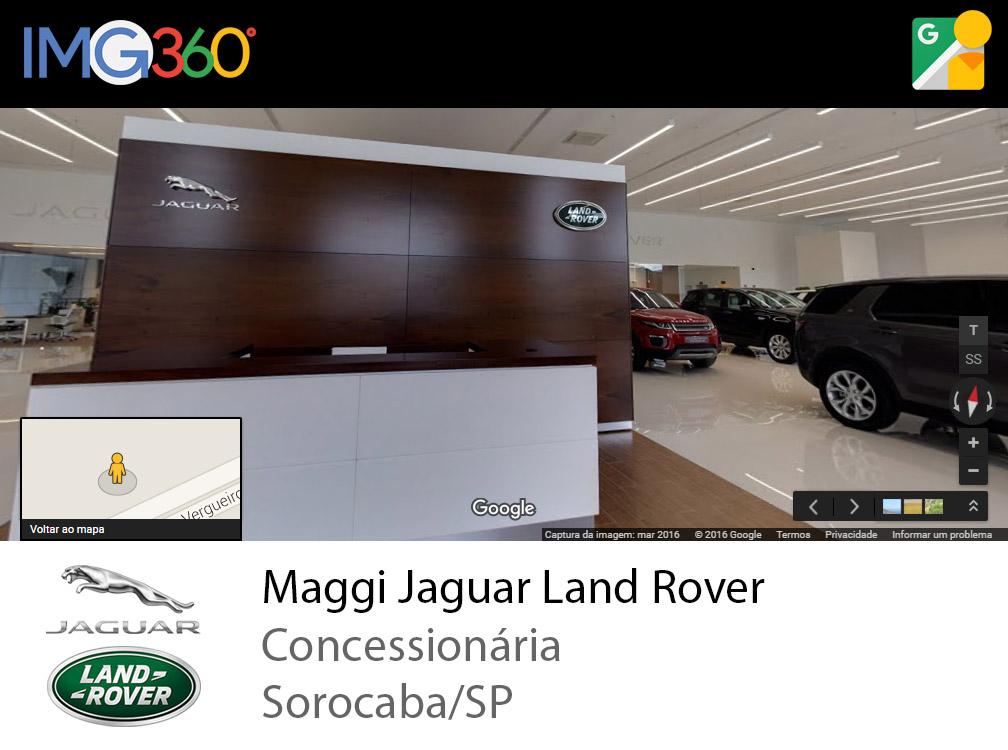 Portfolio Maggi Jaguar Land Rover Sorocaba